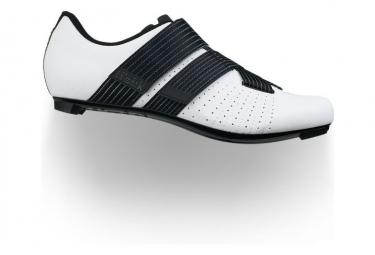 Zapatillas Carretera Fizik Tempo Powerstrap R5 Blanco   Negro 45