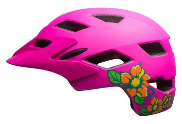 Casco Infantil Bell Sidetrack Pink 2021