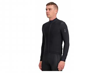 MAAP Force Pro Long Sleeve Jersey Black