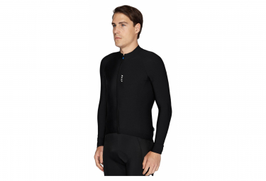 MAAP Training Long Sleeve Jersey Black