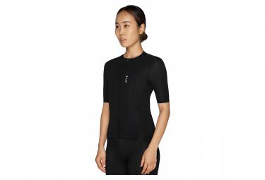 MAAP Training Shock Women's Short Sleeve Jersey Black