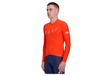 Maillot Manches Longues MAAP Echo Pro Base Chilli