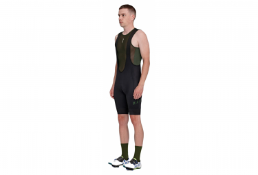 Maap team bib 3 0 shorts negro   militar s