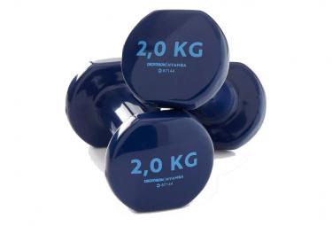 Haltères Domyos Tonedumbell 2 x 2kg