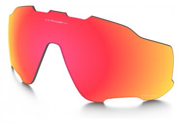 Verres de remplacement Oakley Jawbreaker | Prizm Ruby Polarisé | Ref.101-111-022