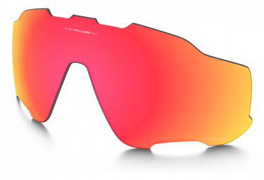 Verres de remplacement Oakley Jawbreaker   Prizm Ruby Polarisé   Ref.101-111-022
