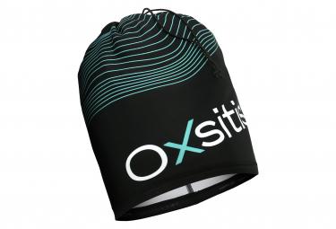 Image of Bonnet large oxsitis origin noir bleu
