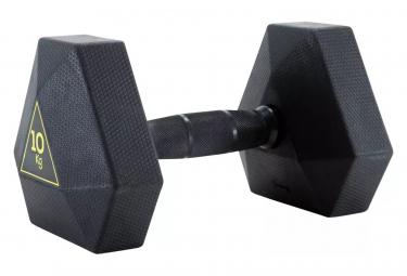 Haltère hexagonale Domyos Dumbbell 10kg