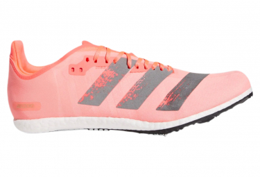 Zapatos Atleticos Adidas Adizero Avanti Orange Spike 45 1 3