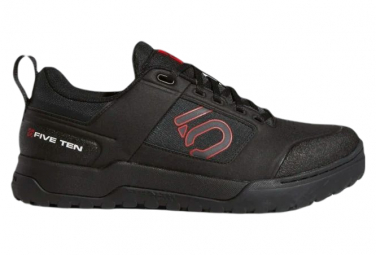 Zapatillas de MTB Five Ten Impact Pro negro / rojo