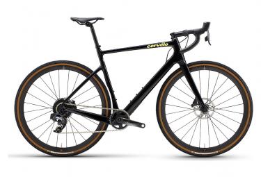 Gravel Bike Cervelo Aspero Sram Force eTap AXS 12V 2021 Noir/Or