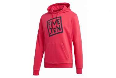 Five Ten GFX Rose Power sudadera con capucha rosa