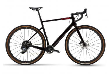 Gravel Bike Cervelo Aspero Sram Force eTap AXS 12V 2021 Noir/Rouge