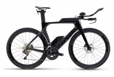 Vélo de Triathlon Cervelo P-Series Shimano Ultegra Di2 11V Noir / Gris