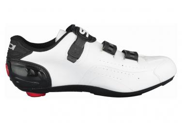 Chaussures Route Sidi Alba 2 Blanc / Noir