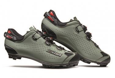 Sidi Tiger 2 Grün / Schwarz MTB Schuhe