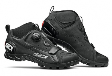 Sidi Defender Negro MTB Senderismo / Zapato All Mountain