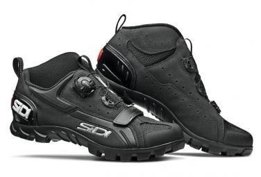 Chaussure VTT Randonnée / All Mountain Sidi Defender Noir