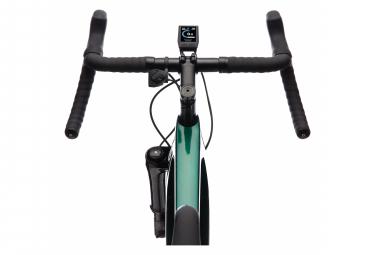 Gravel Bike Elektro Cannondale Topstone Neo Carbon Lefty 1 650b Sram Force AXS 12V Smaragd