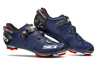 Chaussures de VTT Sidi Drako 2 SRS Bleu / Noir
