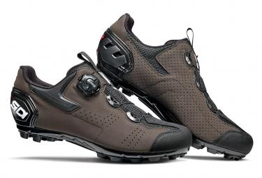Chaussures Sidi Gravel Marron