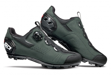Chaussures Sidi Gravel Vert