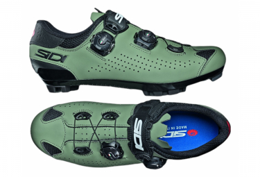 Zapatillas MTB Sidi Eagle 10 Limited Edition Verde Claro