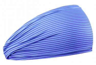 Image of Bandeau tete salomon sense bleu unisex