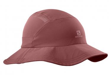 Sombrero Salomon Mountain Hat Rojo Unisex