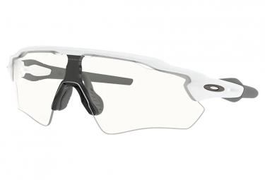 Lunettes Oakley Radar Ev Path Polished White / Clear / Ref. OO9208-C138