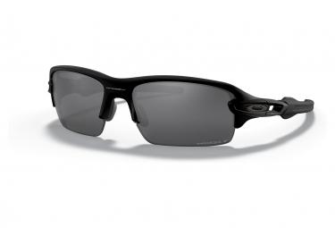 Oakley Flak XS Mattschwarze Brille | Prizm Schwarz polarisiert | OJ9005-0859