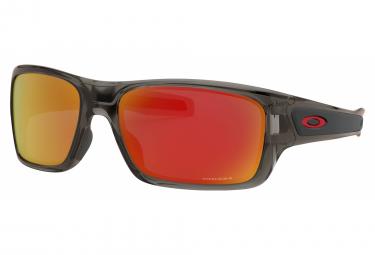 Gafas De Sol Oakley Turbine Xs Grey Smoke Youth Fit   Prizm Ruby   Ref  Oj9003 1757