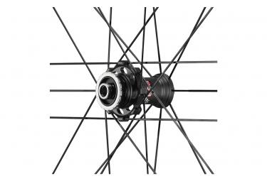 Paire de Roues Campagnolo Bora One 50 Dark Disc | 12x100 - 12x142mm | Centerlock