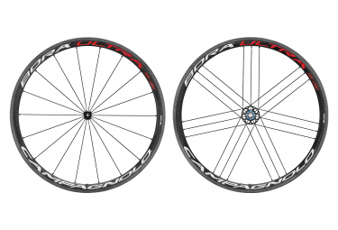 Campagnolo Bora Ultra 35 Heller röhrenförmiger Radsatz | 9x100 - 9x130mm | Rollschuhe