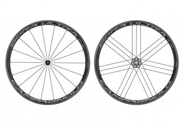 Juego de ruedas Campagnolo Bora Ultra 35 Dark | 9x100 - 9x130mm | Patines