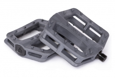 Eclat Centric Flat Pedals Grey