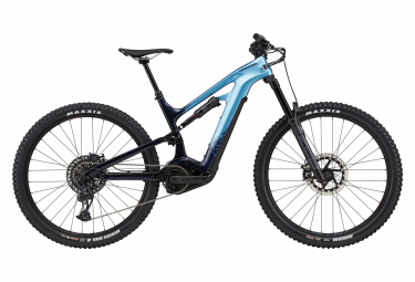 Electric Full Suspension MTB Cannondale Moterra Neo Carbon 2 Sram GX/NX Eagle 12S 29'' 2021
