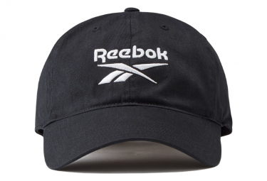 Casquette Reebok Logo Cap Noir Unisex