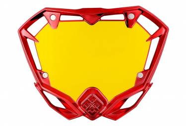Pride Racing Air PRO Plate Red Chrome