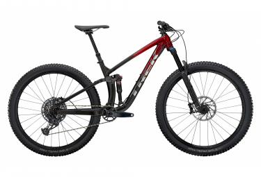 MTB Doble Suspensión Trek Fuel EX 8 29'' Noir / Rouge 2021