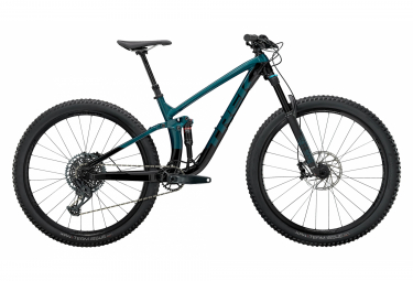 MTB Doble Suspensión Trek Fuel EX 8 29'' Noir / Bleu 2021