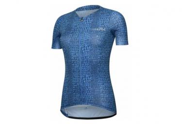 Zero Rh   Jersey Mujer Azul Cocodrilo Superligero S