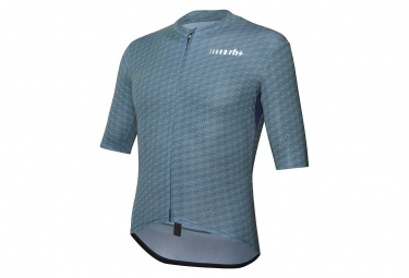 Camiseta Zero Rh   Super Light Azul   Verde Xl