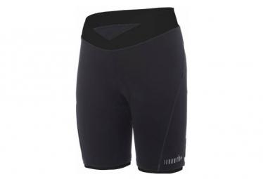 Shorts Mujer Zero Rh   Pista Black Reflex S