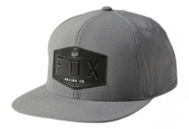 Casquette Fox Emblem Gris