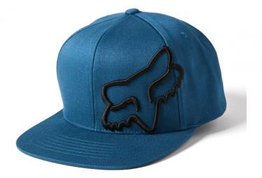 Fox Headers Blue Cap