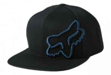 Casquette Fox Headers Noir / Bleu