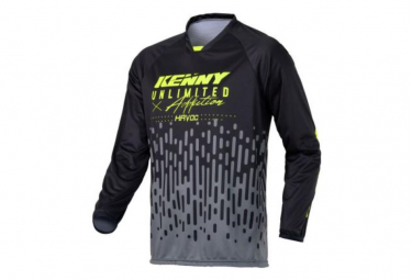 Maillot Manches Longues Kenny Havoc Black Gold