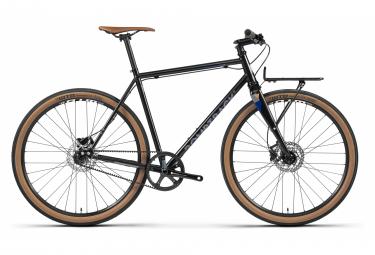 Vélo de Ville Sportif Bombtrack Outlaw Single Speed Noir / Bleu 2021