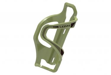 Porte Bidon Lezyne Flow Cage SL Enhanced Latéral Gauche Vert